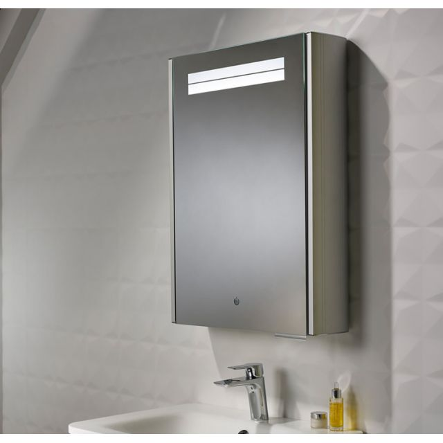 roper rhodes touch illuminated bathroom cabinet uk bathrooms