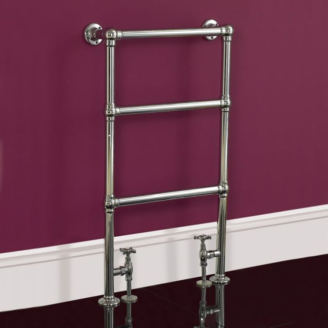 Phoenix Elizabeth Traditional Towel Drying Radiator