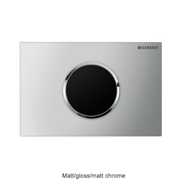 Geberit Sigma 10 Touchless Mains Operated Flush Plate