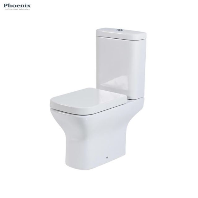 Phoenix Megan Close Coupled Toilet