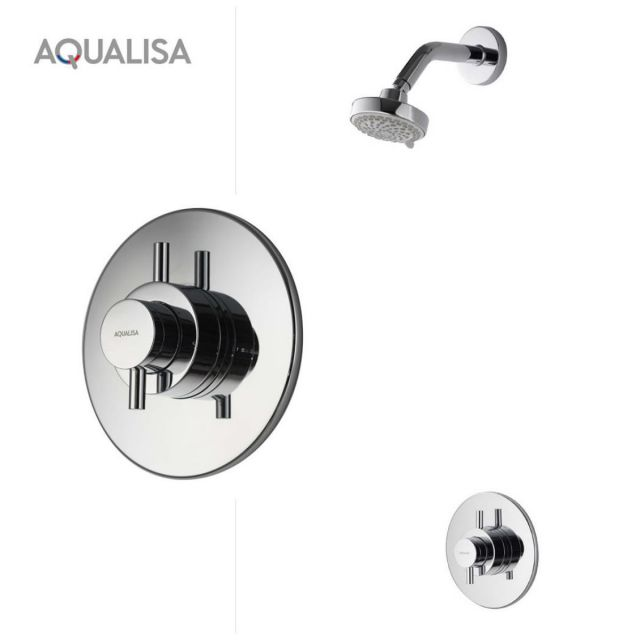 Aqualisa Aspire DL Thermostatic Shower Kits