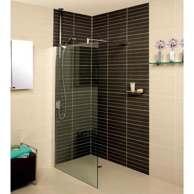 Roman Embrace Corner Wetroom Panels
