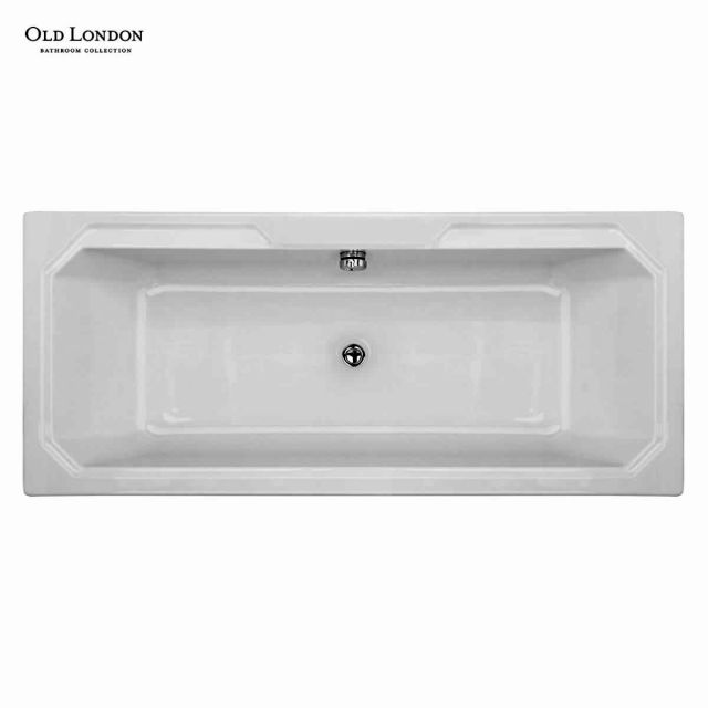 Old London Ascott Traditional Double Ended Bath