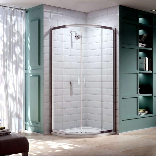 Merlyn Series 8 Twin Door Quadrant Shower Enclosure
