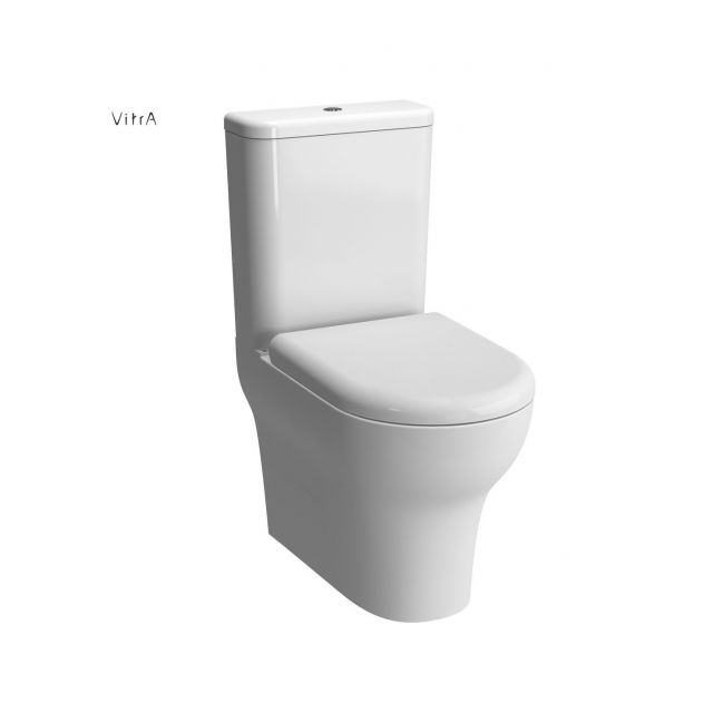 Vitra Zentrum Closed Coupled WC