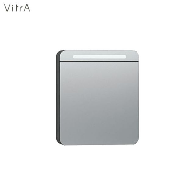 Vitra Nest Single Door Mirror Cabinet With Led Lighting