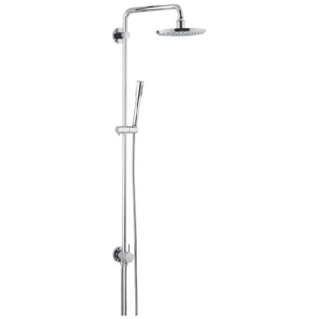 Grohe Rainshower System 210 Shower with Diverter