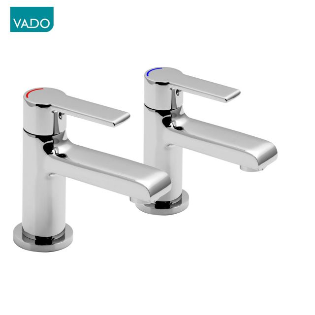 Vado Ion Basin Pillar Taps