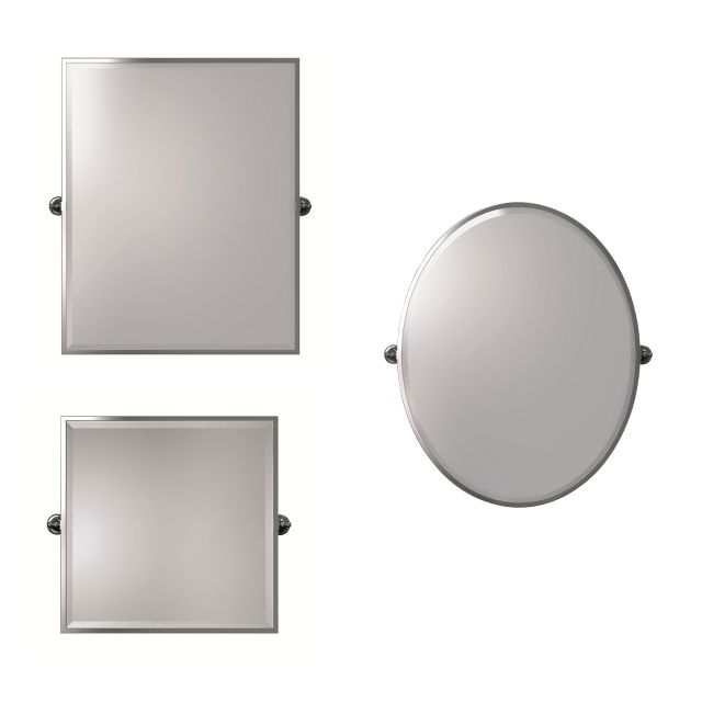 30 Fantastic Bathroom Mirrors Metal Frame