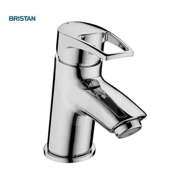 Bristan Smile Basin Mixer Tap - SM BAS C