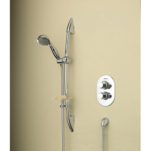 Bristan Artisan Thermostatic Recessed Shower Valve