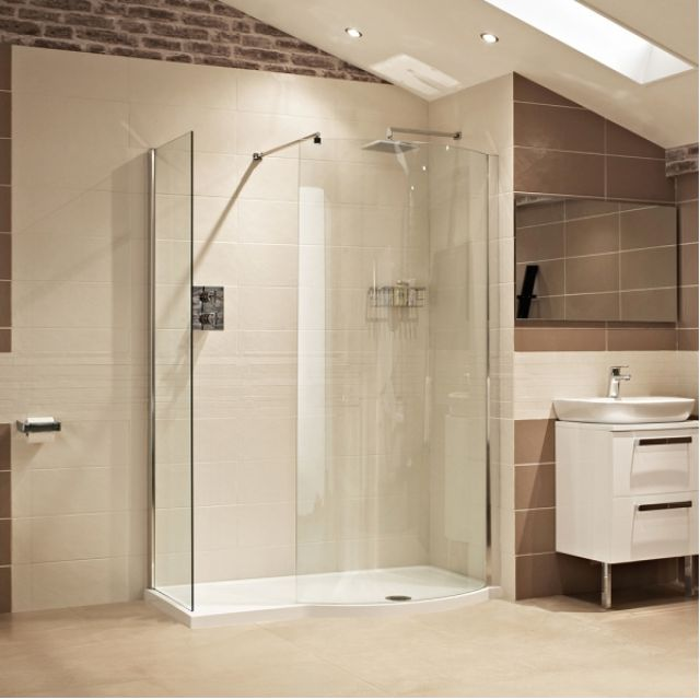 Roman Lumin8 Colossus 1450mm Shower Enclosure
