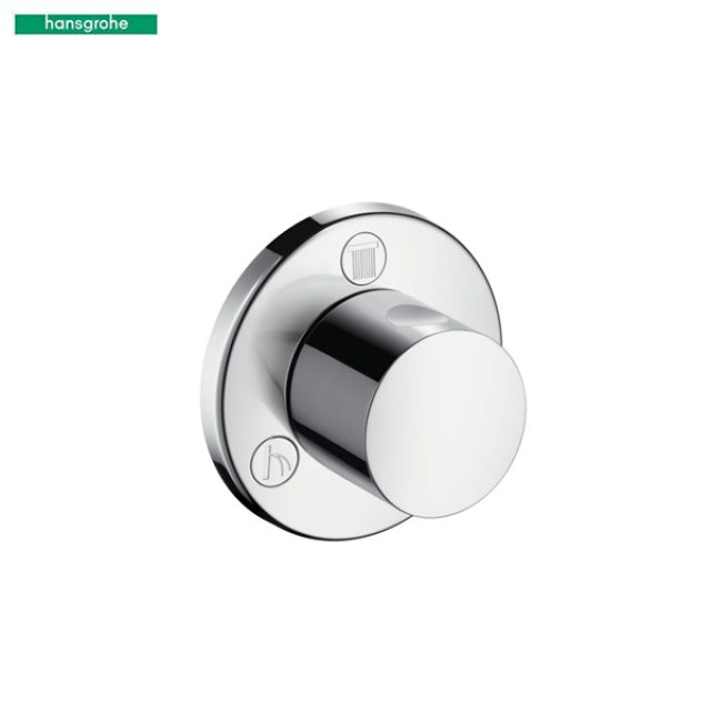 Hansgrohe Trio/Quattro Concealed Finish Set