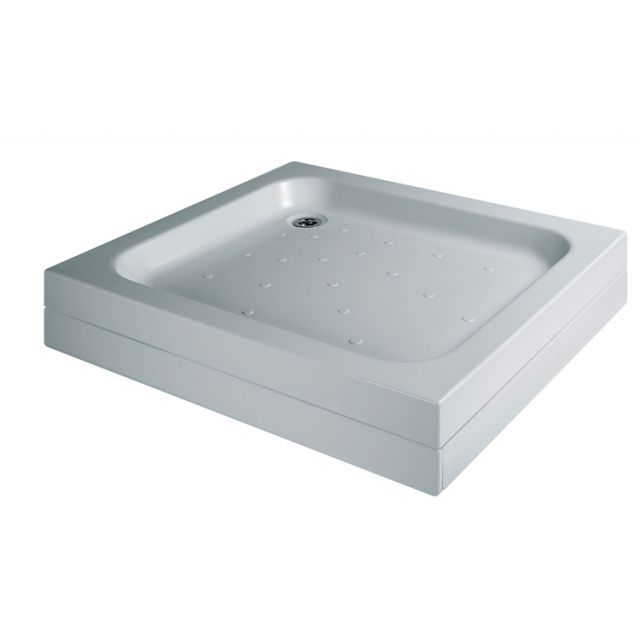 Just Trays Merlin Upstand Square Shower Tray
