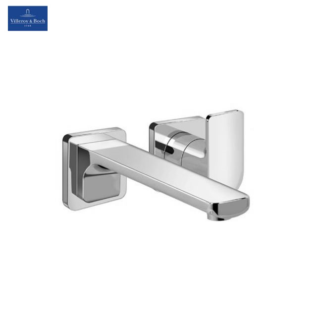 Villeroy and Boch Cult Wall Mounted Basin Mixer Tap