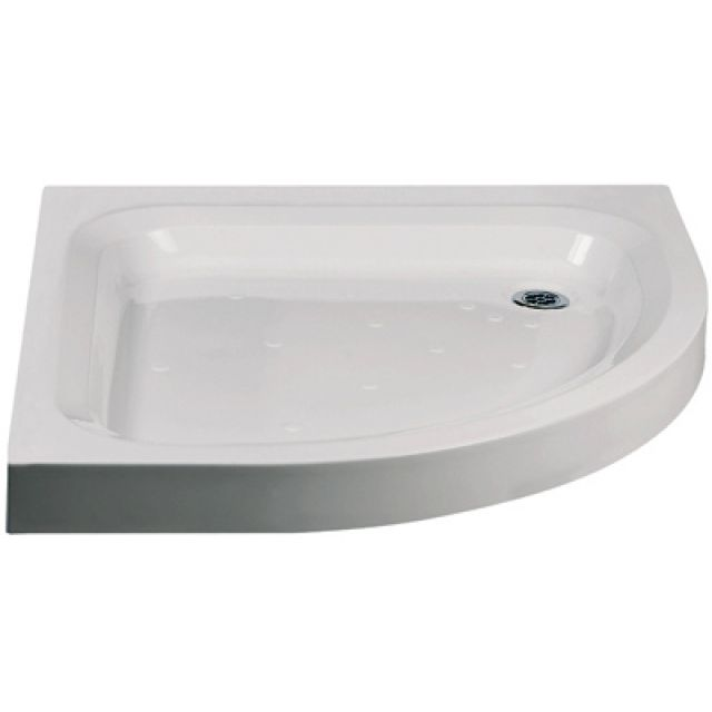 Just Trays Ultracast Quadrant Shower Tray
