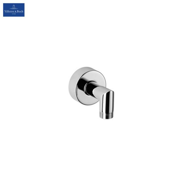 Villeroy and Boch Subway Shower Elbow and Bracket