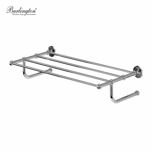 Burlington Bathroom Towel Rail