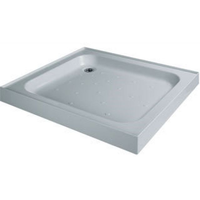 Just Trays Ultra Cast Rectangle Upstand Shower Tray (Large)