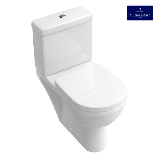 V & B Architectura Close Coupled Toilet