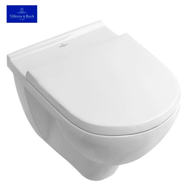 villeroy boch o novo wall hung toilet uk bathrooms. Black Bedroom Furniture Sets. Home Design Ideas