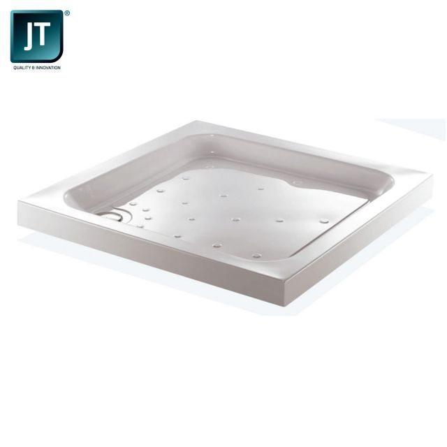 Just Trays Ultracast Square Flat Top Shower Tray