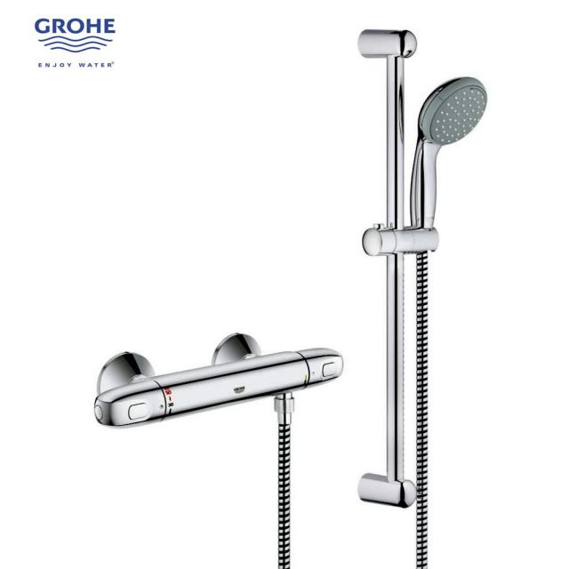 Grohtherm 1000 New Thermostatic shower mixer