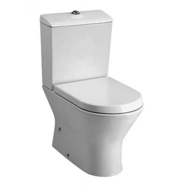 Roca Nexo Compact Close Coupled Toilet Uk Bathrooms