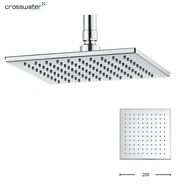 Crosswater Zion Fixed Shower Head