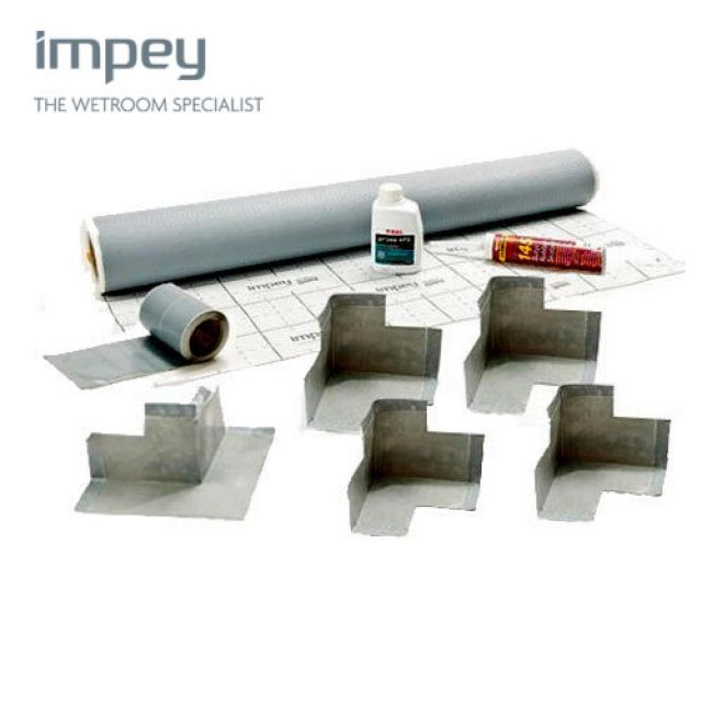 Impey Wetroom WaterGuard Tanking Kit 5