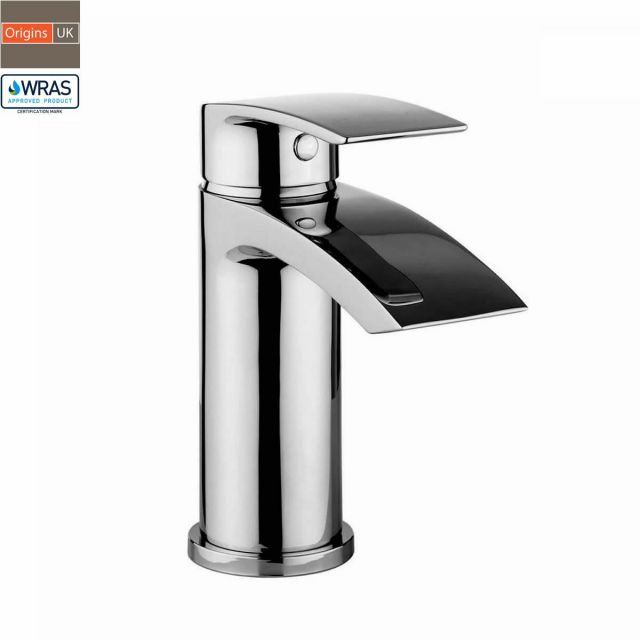 Origins Quattro Basin Mixer Taps