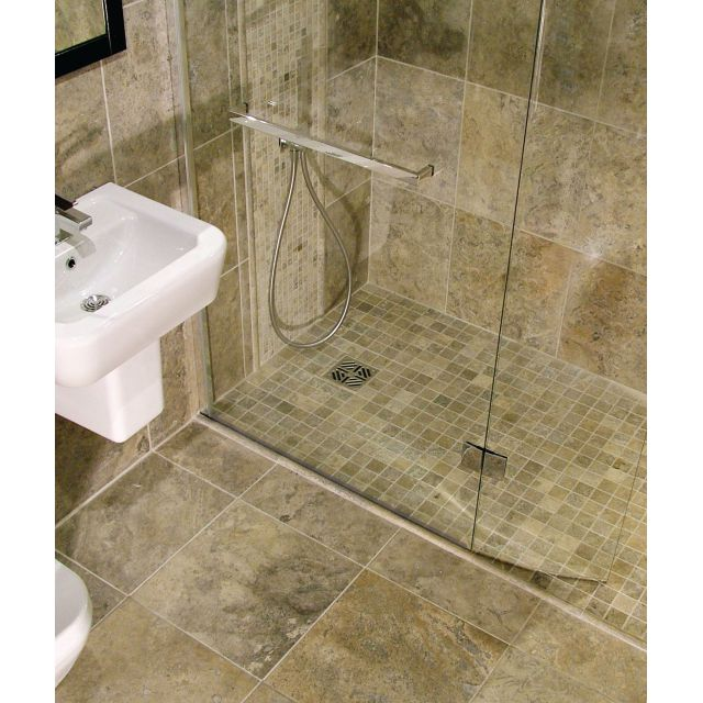 Origins 30mm Thick Square Wetroom Flooring