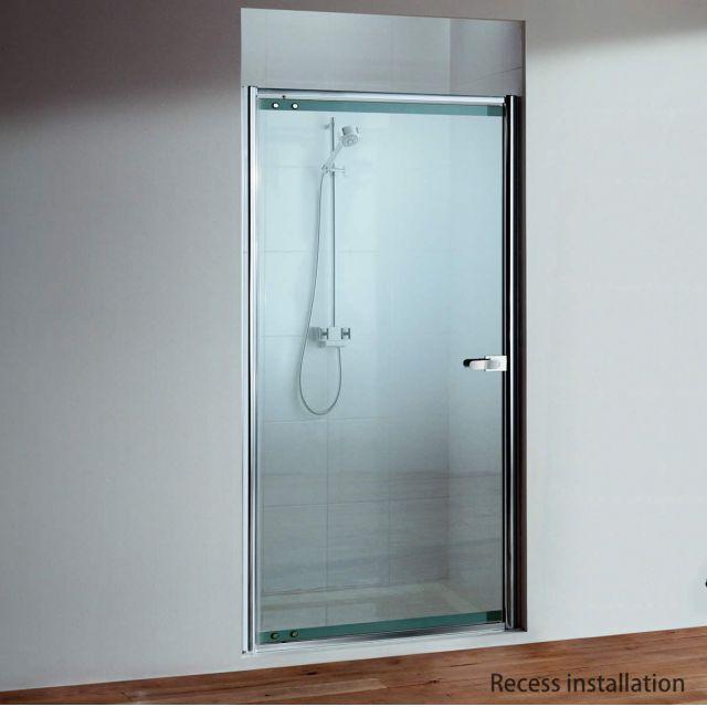 Matki Colonade Pivot Shower Door Uk Bathrooms