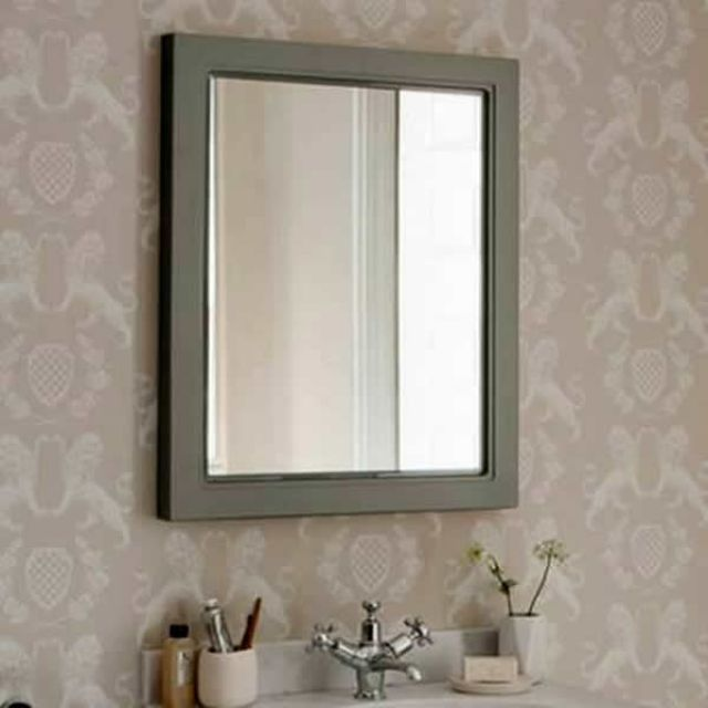 Burlington Framed Mirror