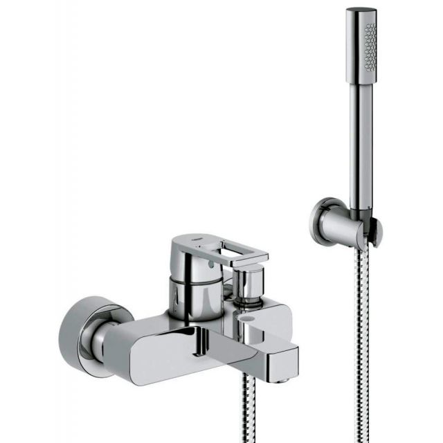 Grohe Quadra Bath/Shower Mixer with Shower Set