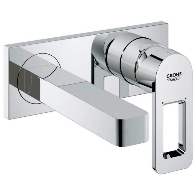 Grohe Quadra Wall Mounted Basin Mixer