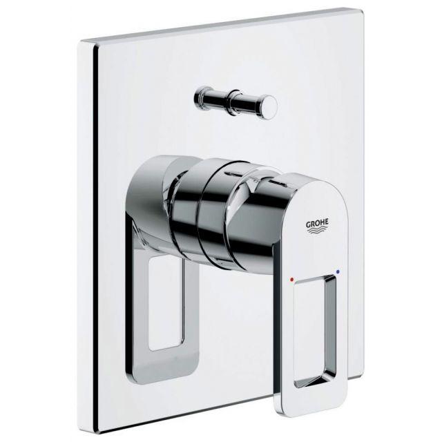 Grohe Quadra Concealed Manual Shower Mixer Finish Set