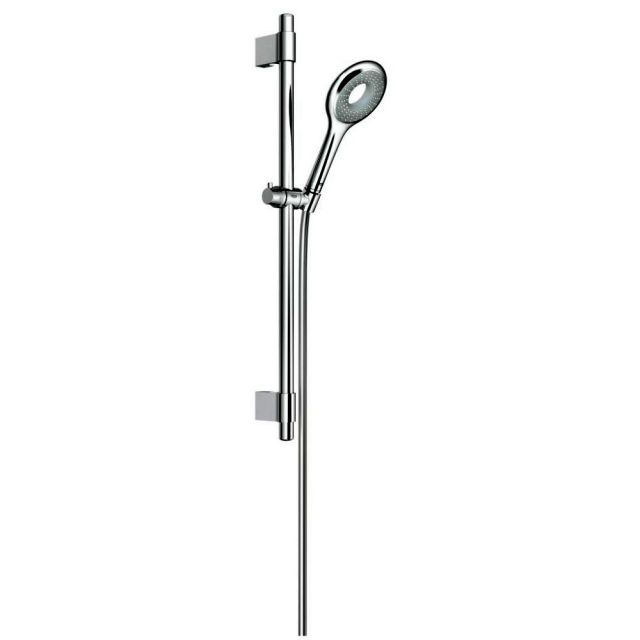 grohe rainshower icon shower rail set uk bathrooms. Black Bedroom Furniture Sets. Home Design Ideas