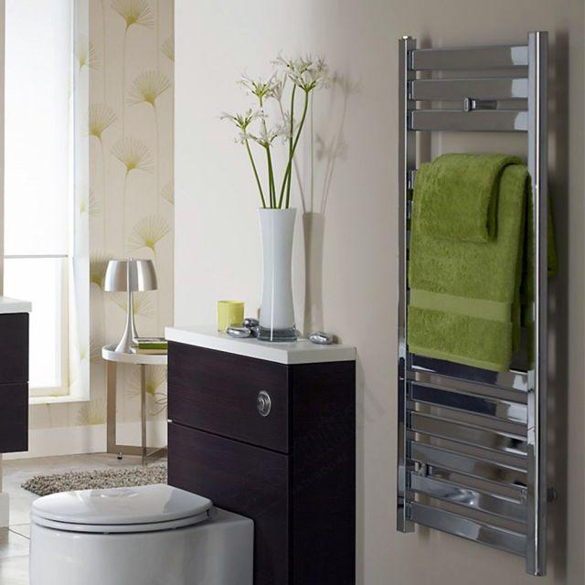 Origins Capricorn Flat Bar Towel Warmer