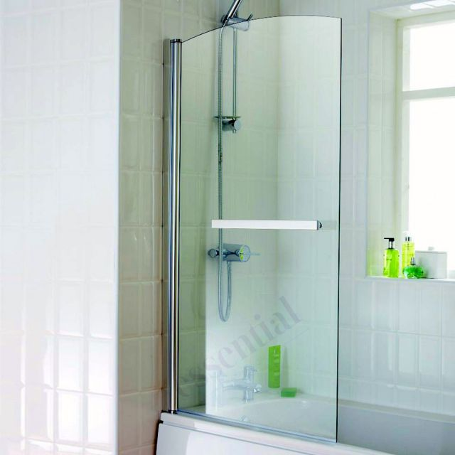 Origins Twilight 800 x 1400mm Bath Screen