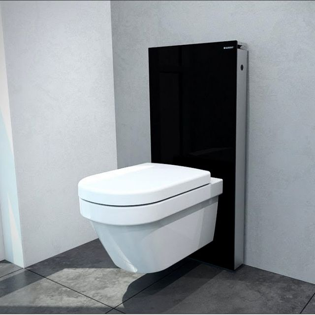 Geberit Monolith For Wall Hung Toilets - 131021SI5
