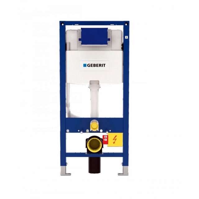 Geberit Duofix WC Frame with Omega Cistern