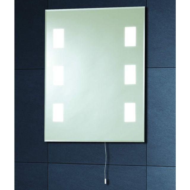 Phoenix Calisto 50x39cm Back Lit Bathroom Mirror