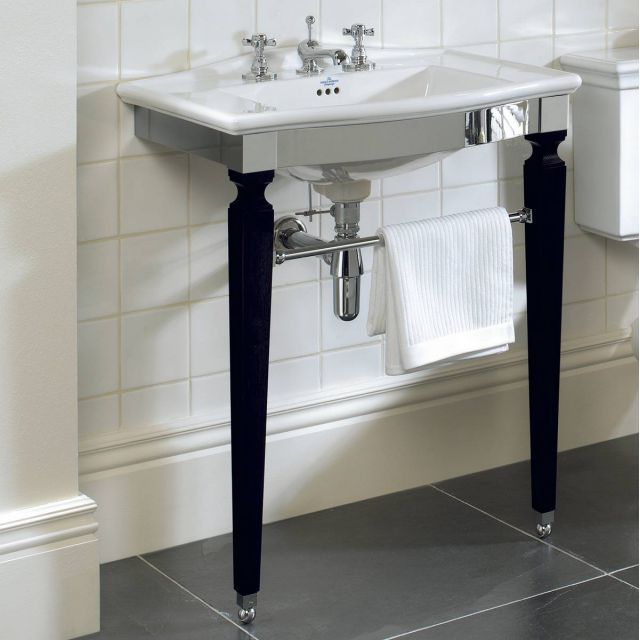 Imperial Jet Basin Stand with Westminster Basin - XS65003000