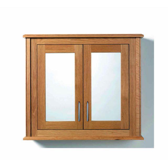 Thistle Sage Apartments: Imperial Thurlestone 2 Door Mirror Cabinet : UK Bathrooms