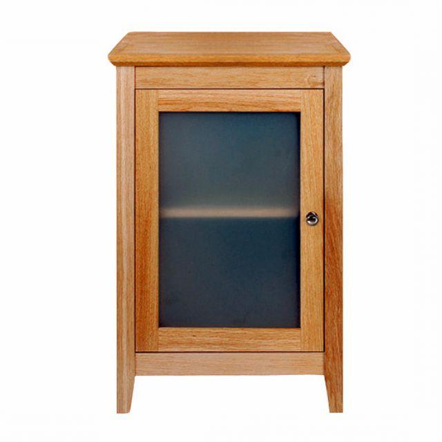 Imperial Esteem Side Unit with glass door