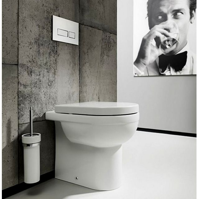Bauhaus Central Back to Wall Toilet