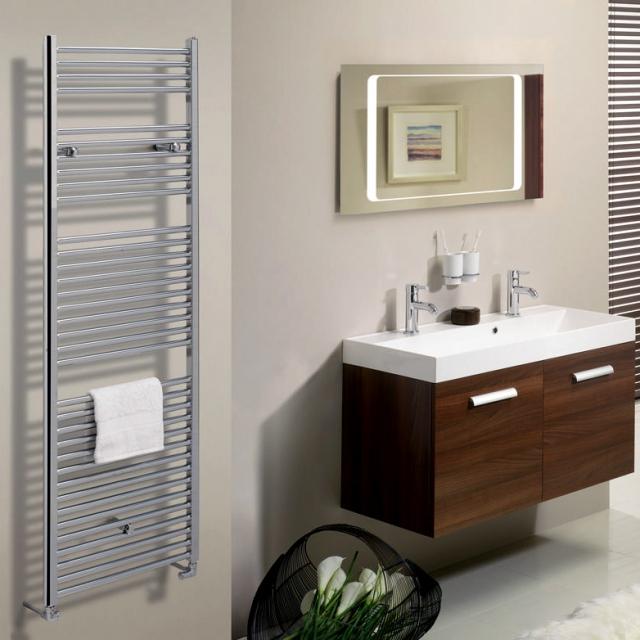 Bauhaus Design Flat Towel Rail
