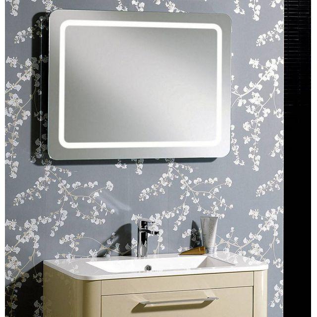 Crosswater (Bauhaus) Celeste Back Lit Mirror