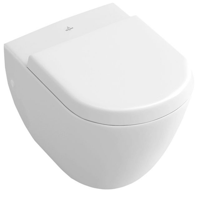 Villeroy And Boch Subway Compact Wall Hung Toilet